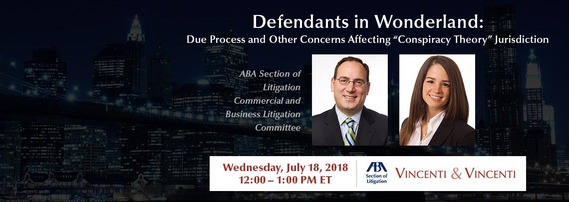American Bar Association Roundtable Event